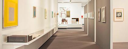 Todas las exposiciones desde 1973