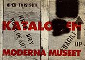 Katalogen över Moderna Museets Samlingar av svensk och internationell 1900-talskonst